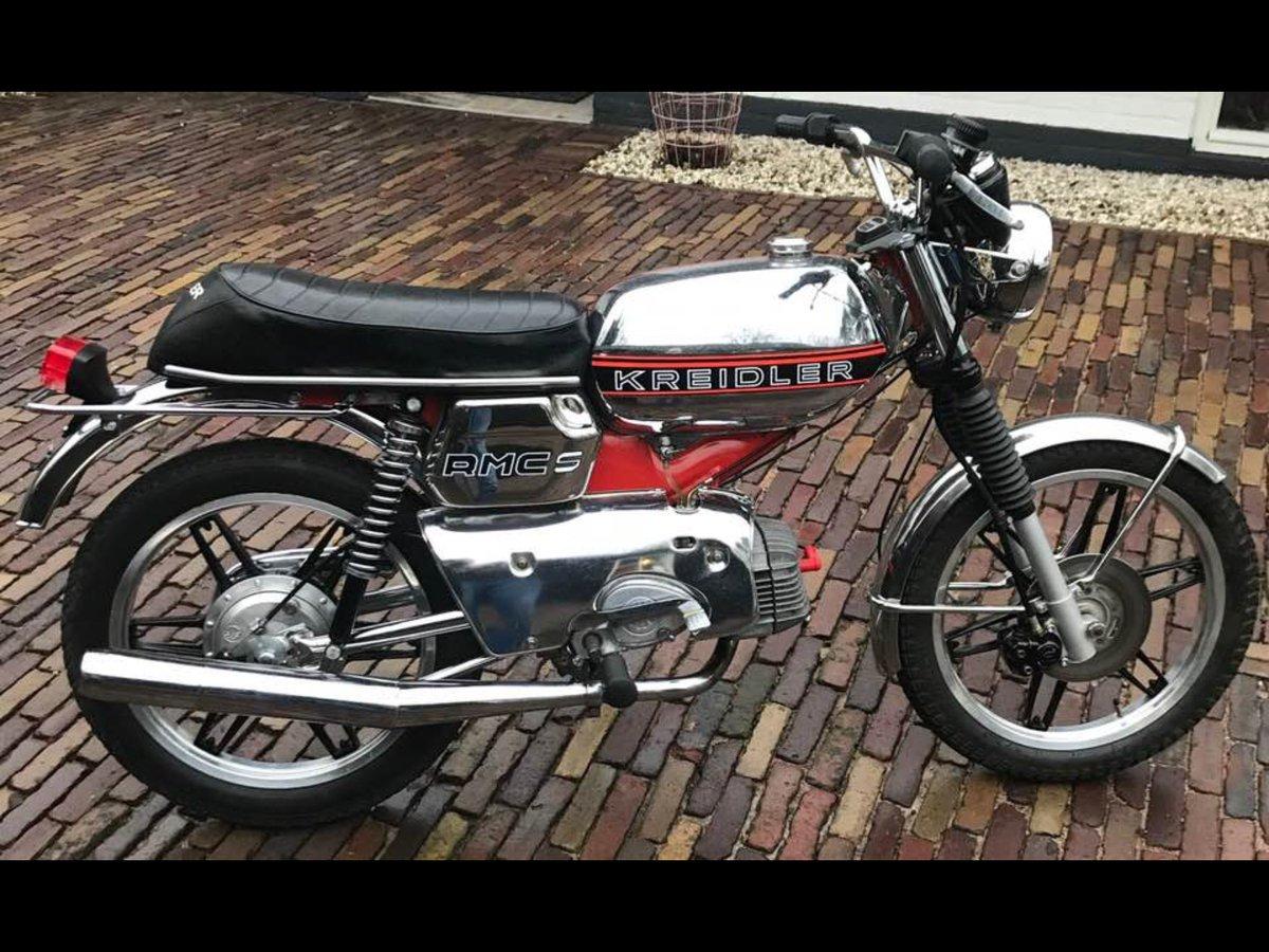 My 1978 50cc Kreidler RMC-S. https://t.co/fCKVGlDBCF