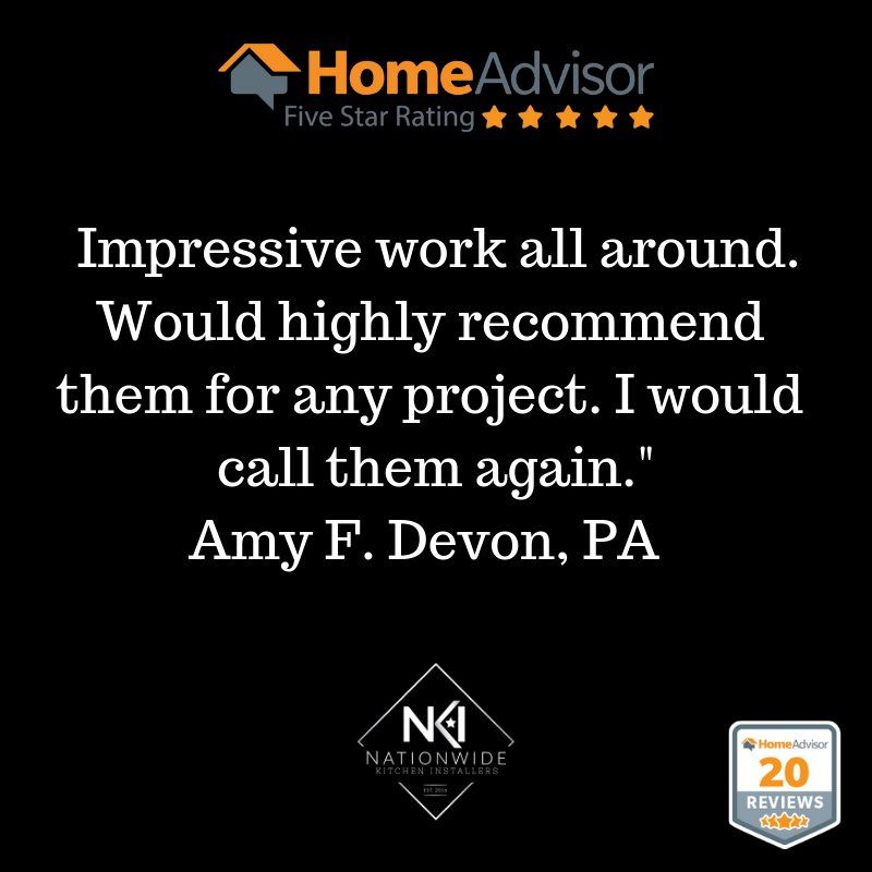 """Thanks Amy for the 5* HomeAdvisor review  """""""