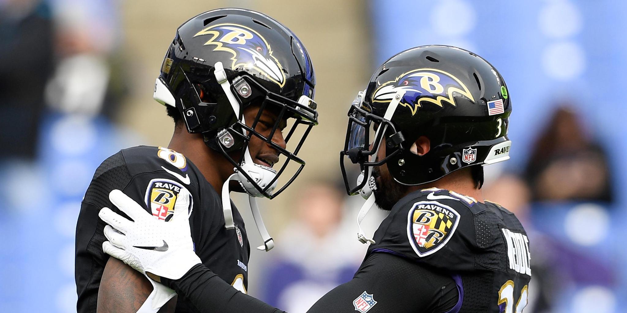 'He'll come back 10 times better.' https://t.co/dEJMKsQRsc #RavensFlock https://t.co/K7nutDxiIR