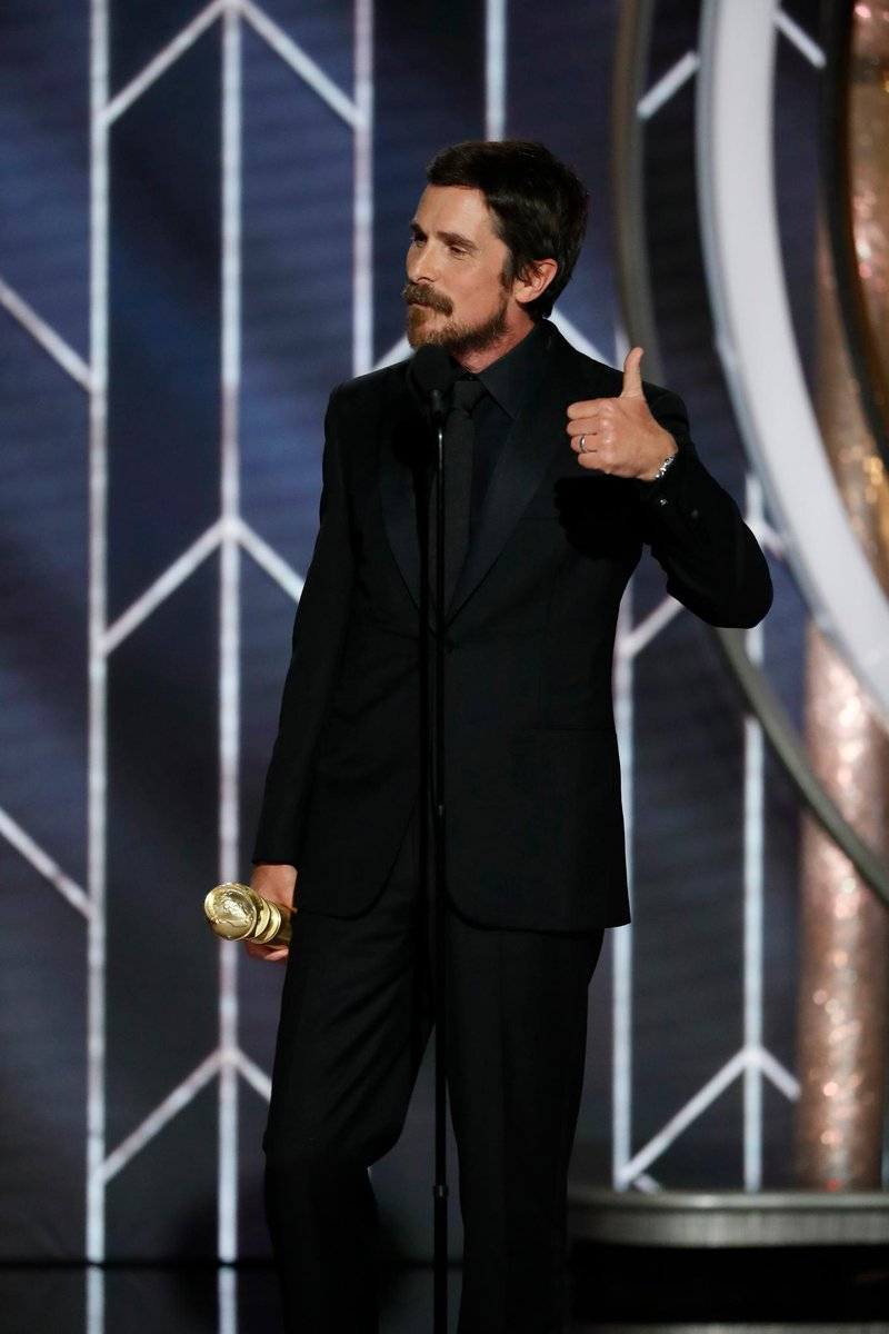 Dick Cheney's daughter responds to #ChristianBale's #GoldenGlobe speech https://t.co/y5eQBdNwoa