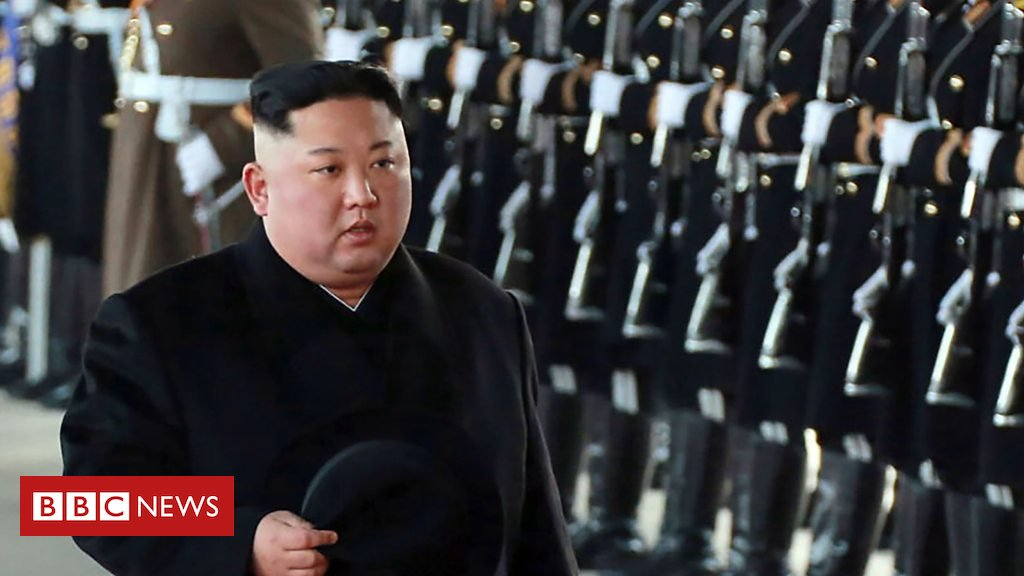 Global Issues Web's photo on Kim Jong-un