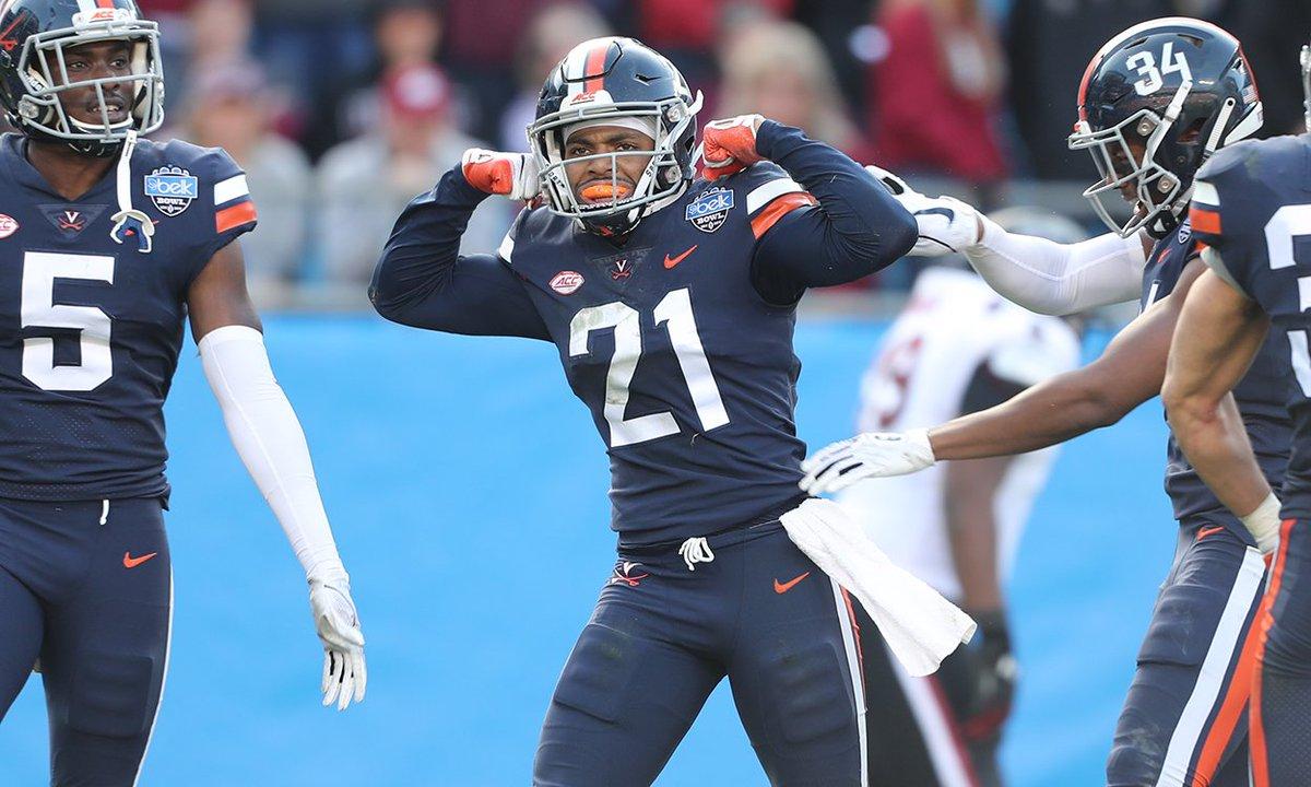 Virginia Football On Twitter Uva S Defense Finished 2018