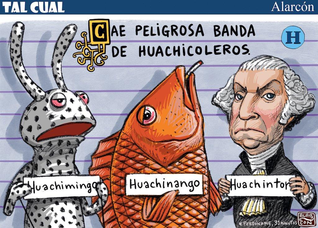 Peligrosa banda de Huachicoleros - Alarcón