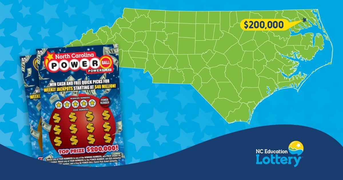 Top Five Nc Education Lottery Winning Numbers Mega Millions