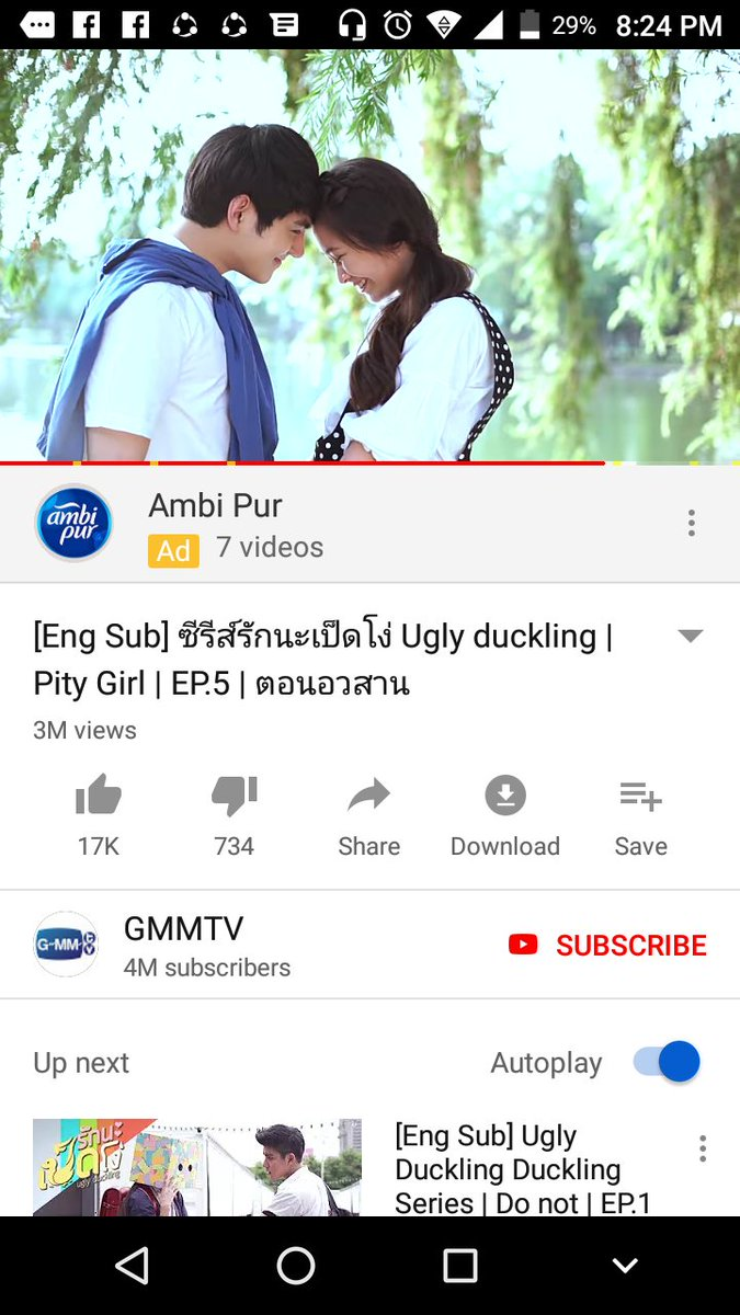 UglyDucklingSeries - Twitter Search
