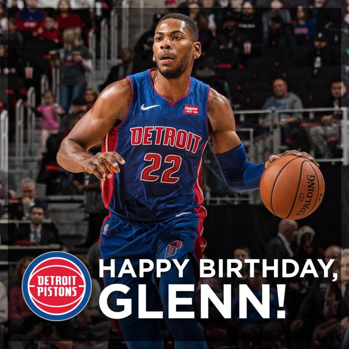 Join us in wishing Glenn Robinson III a Happy 25th Birthday!