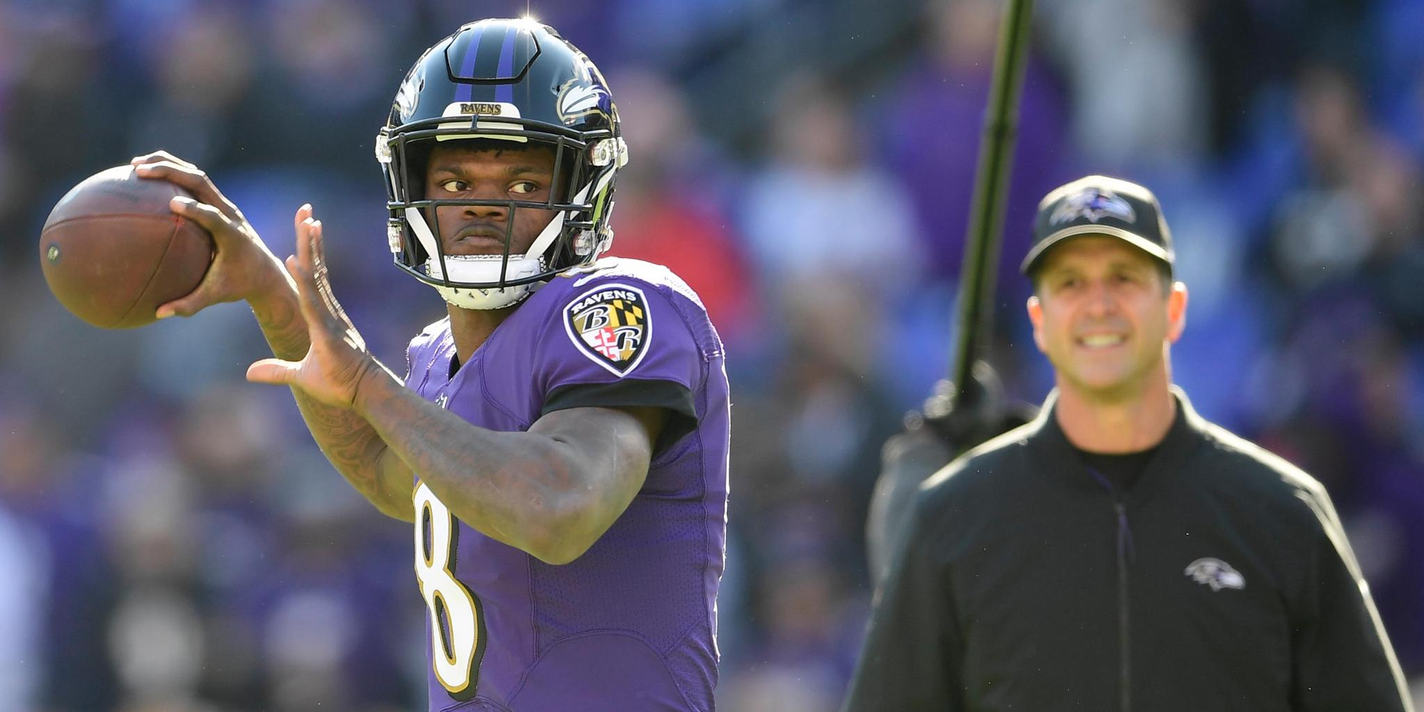 With the QB position cemented, what's next for the @Ravens? https://t.co/OkCVCZk2e5 (via @judybattista) https://t.co/ualoUHWDEC