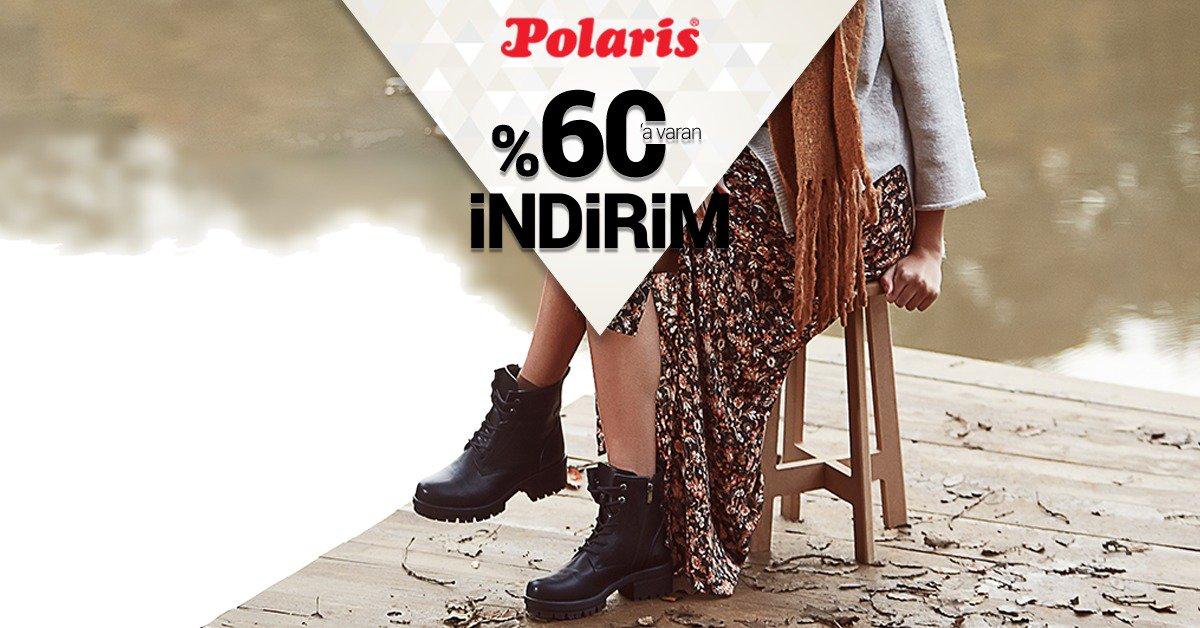 Sezonun en sevilen Polaris modellerinde %60'a varan indirim fırsatını kaçırmayın! http://bit.ly/2H2WGD3