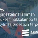 Image for the Tweet beginning: Vastuullisten energiankäyttäjien joukossa @Kiilto: #lämpöpumppu'ja