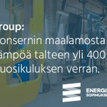 Image for the Tweet beginning: Vastuullisten energiankäyttäjien joukossa #teknologia'konserni MSK