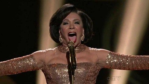 Happy Birthday to Dame Shirley Bassey who is 82 today