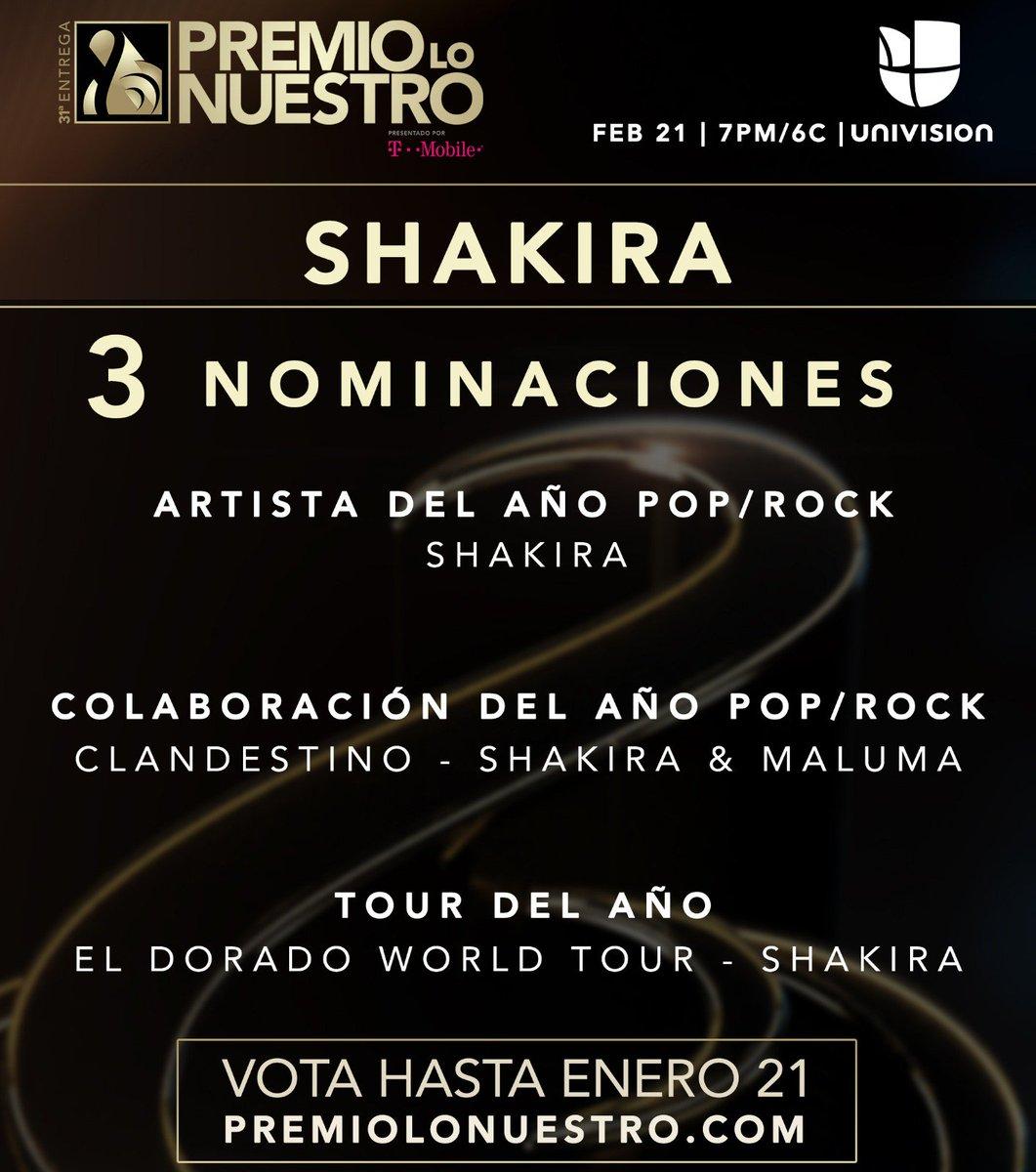 Shakira >> preparando nuevo álbum DwZdegOWoAE3d19