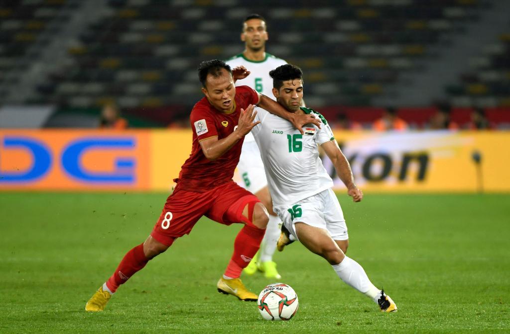 أهداف فوز منتخب العراق علي منتخب فيتنام بثلاثة أهداف لهدفين