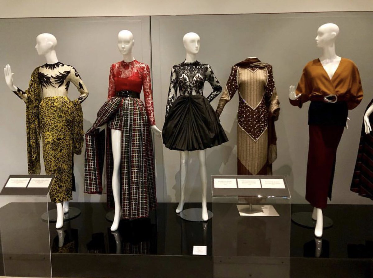Drexelwestphal On Twitter The Lpgallery S James Galanos Design Integrity Exhibition Has Reopened For Your Viewing Pleasure Now Through January 27 Visit The Gallery For A Peek At The Exquisite Garments Created By