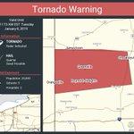 Image for the Tweet beginning: Tornado Warning including Greenville PA,