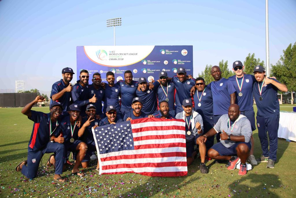BREAKING: @usacricket has been approved as the 105th ICC Member, a historical milestone for the governing body established in 2017 to unify and develop the cricket community in the United States. 🇺🇸  ➡️ http://bit.ly/USAICCMember