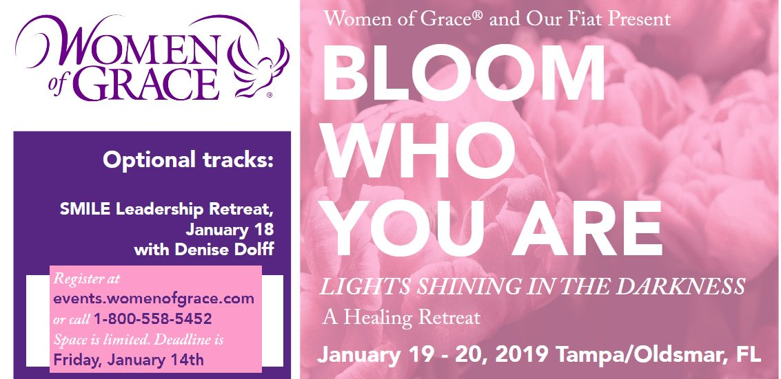Women Of Grace On Twitter Give The Gift Of Healing This Newyear