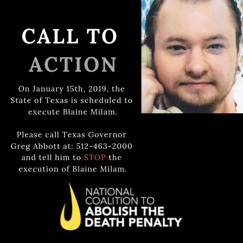 national coalition against the death penalty