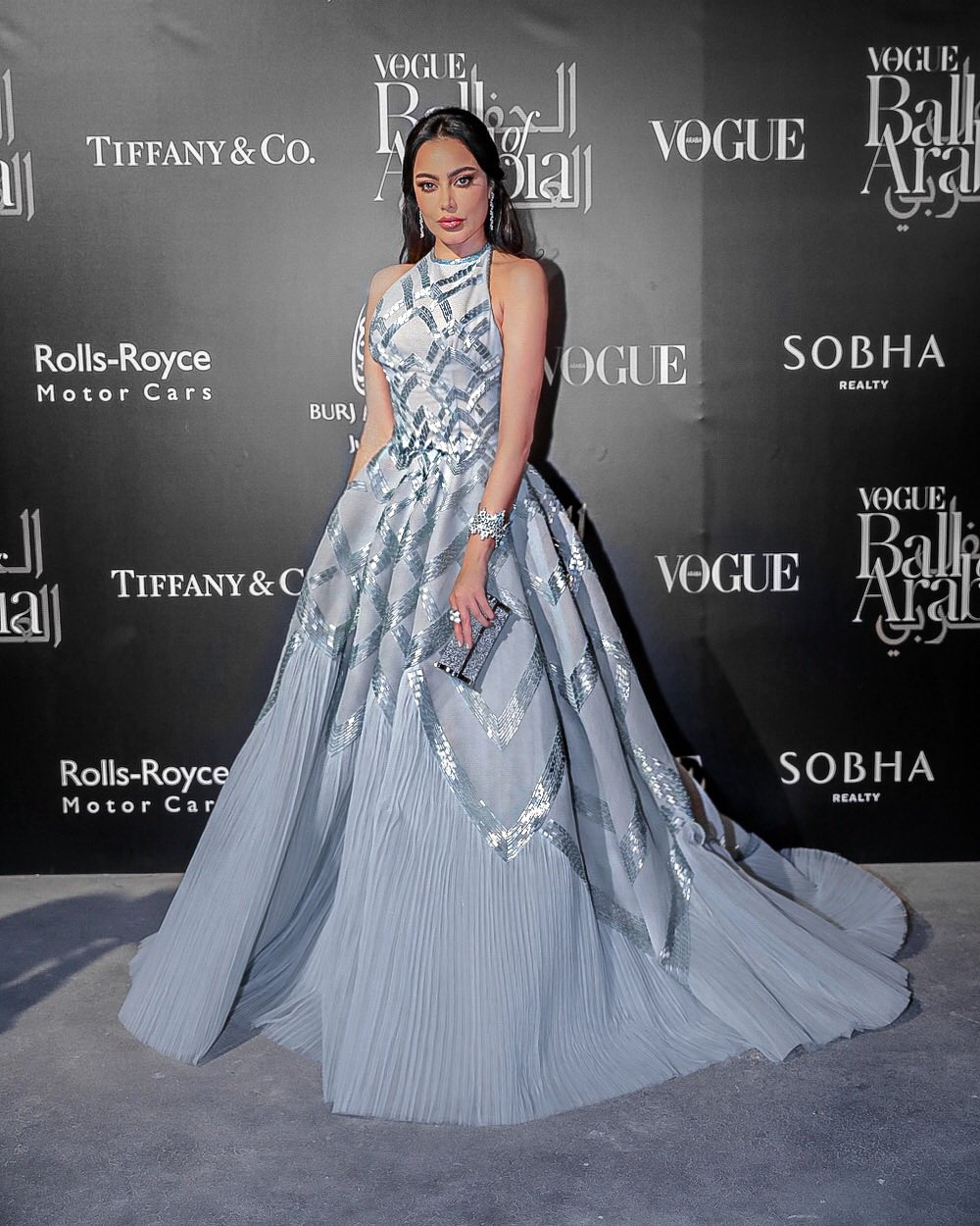 Rami Al Ali On Twitter Fashion Influencer Fatima Almomen Falmomen Looks Effortless In Our Voluminous Haute Couture Gown From The Autumn Winter 18 19 Collection During The Ball Of Arabia Hosted By Voguearabia Ramialali