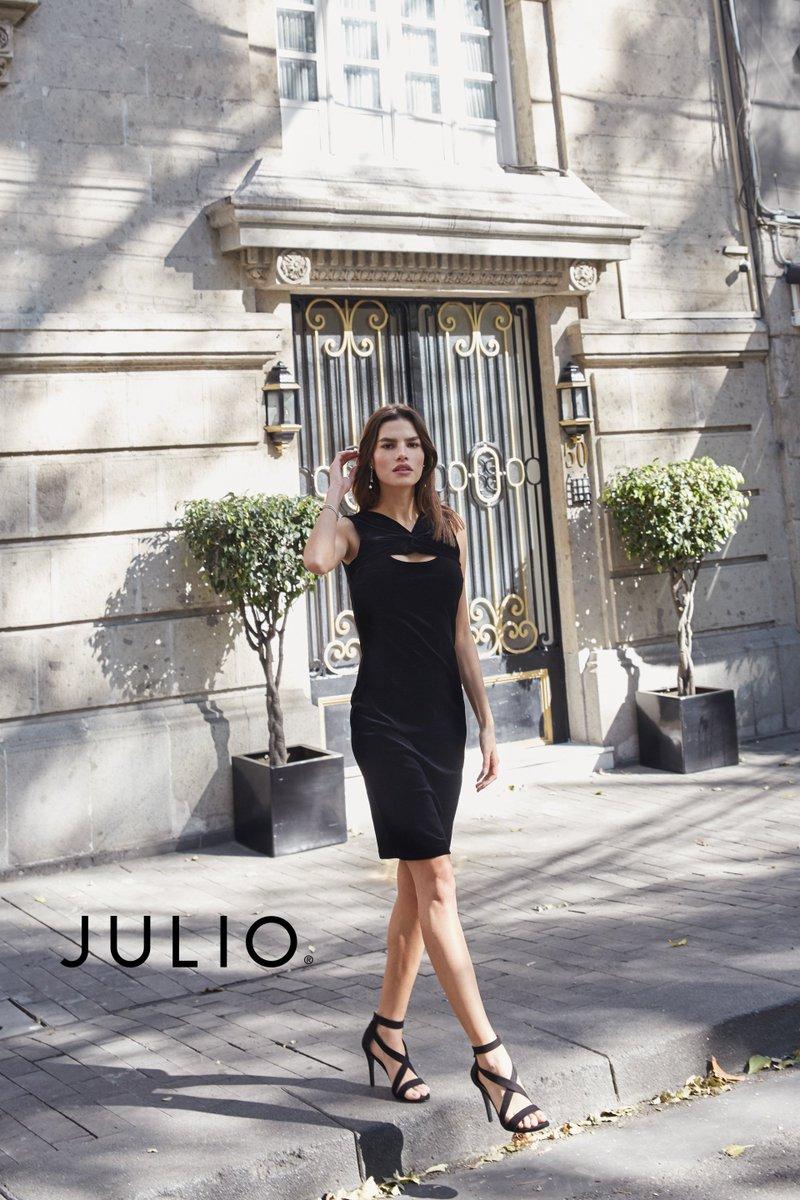 Un #LBD puede ser tu mejor opción para cualquier ocasión. Un clásico atemporal que jamas pasará de #moda. 👗👗👗 #EligeJulio