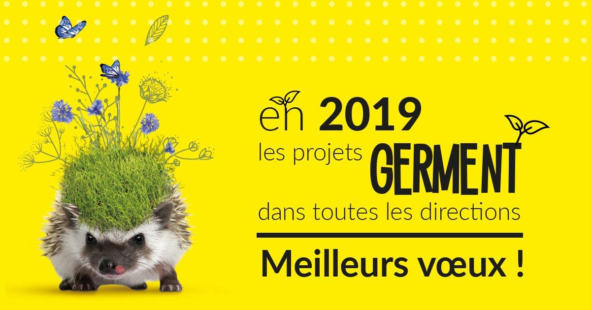 Toute l'équipe GPH vous souhaite une très bonne année 2019, riche de projets et d'expériences positives.
