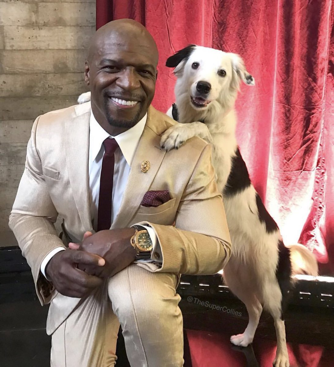 Such a fun time with @terrycrews  <br>http://pic.twitter.com/j1Yfcruhvo