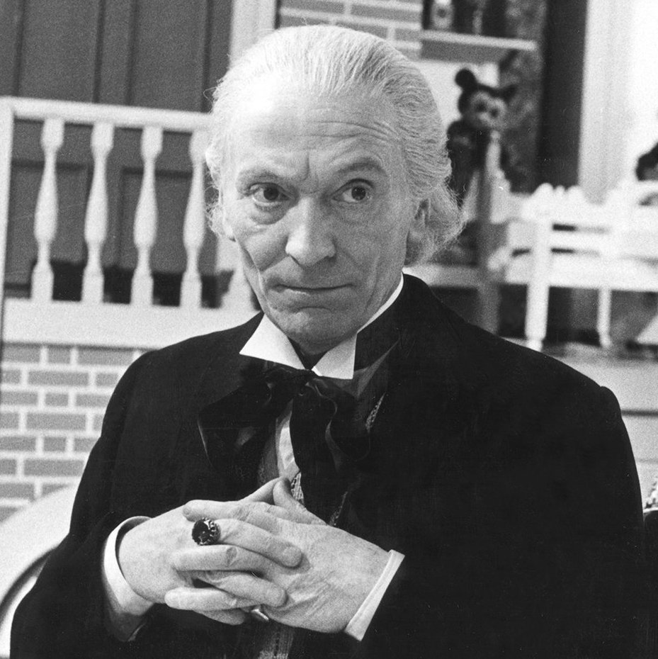 William Hartnell, who played the First Doctor, was born 111 years ago today! #DoctorWho