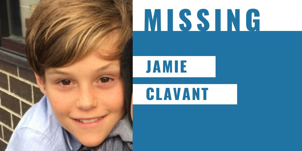 Police are appealing for public assistance to help locate missing 12-year-old Jamie Clavant. He is known to frequent Eastland Shopping Centre, skate parks in the eastern suburbs and the Warrandyte area. → https://t.co/rBtr1VuLlC