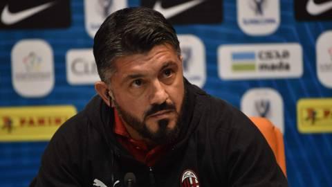 "#SerieA 🇮🇹  Gattuso: ""Higuaín nunca vino a decirme que quiere irse"" 🗣️  http://bit.ly/2RPnRVX"