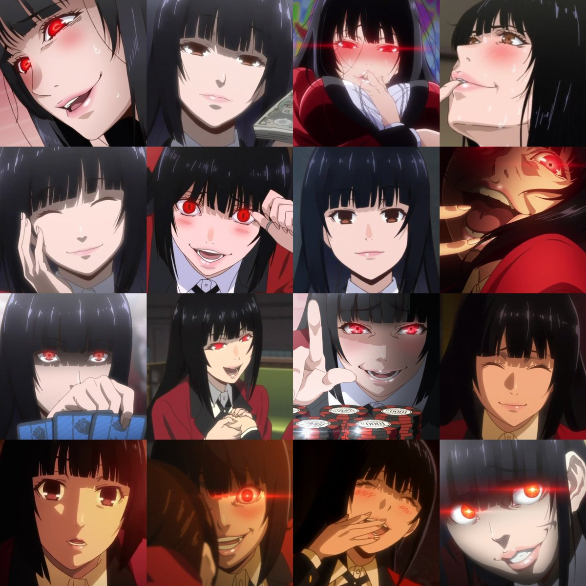Raise the stakes by voting for Yumeko for Best Protagonist in the #AnimeAwards   Vote:  http:// got.cr/AA-18  &nbsp;  <br>http://pic.twitter.com/KwdaQuGirk