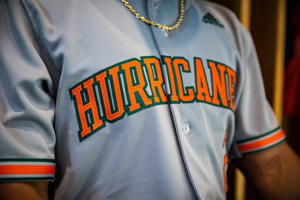 Miami Hurricanes Baseball Jersey Adidas Off 55 Shuder Org