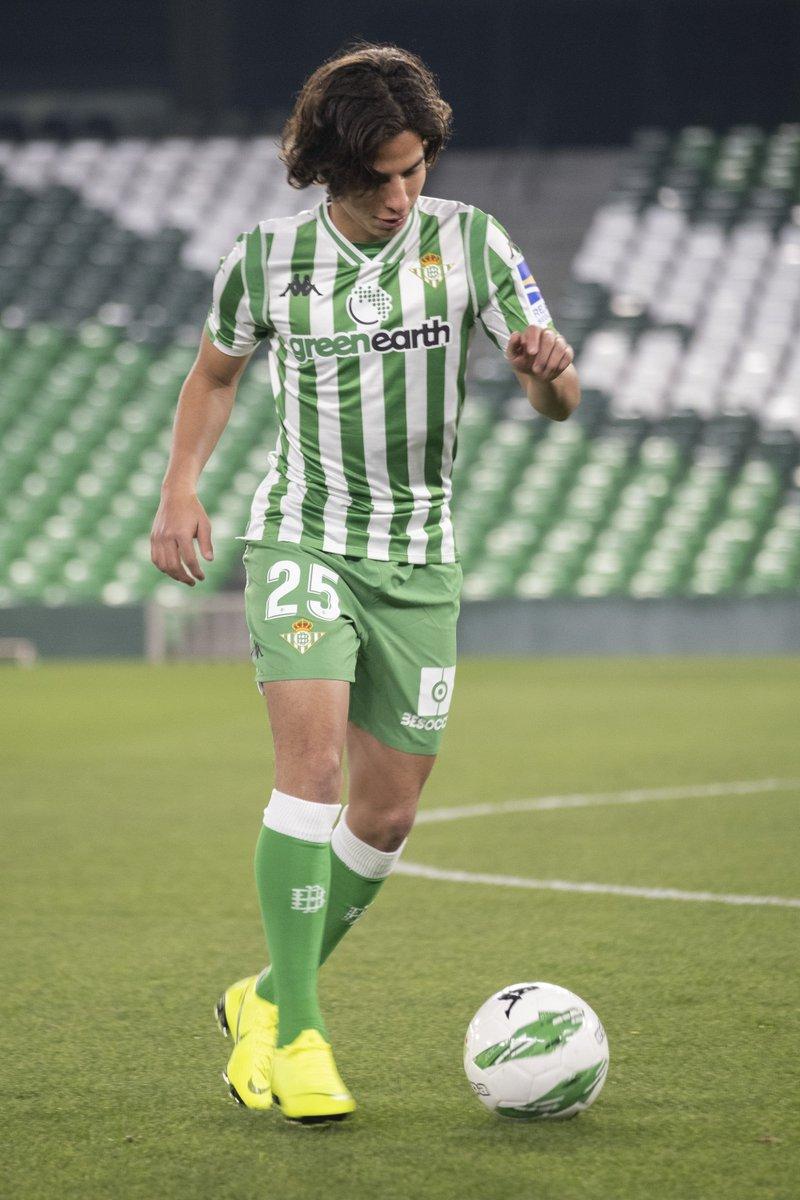 Cuando Debutara Diego Lainez Con El Real Betis Futbol Total