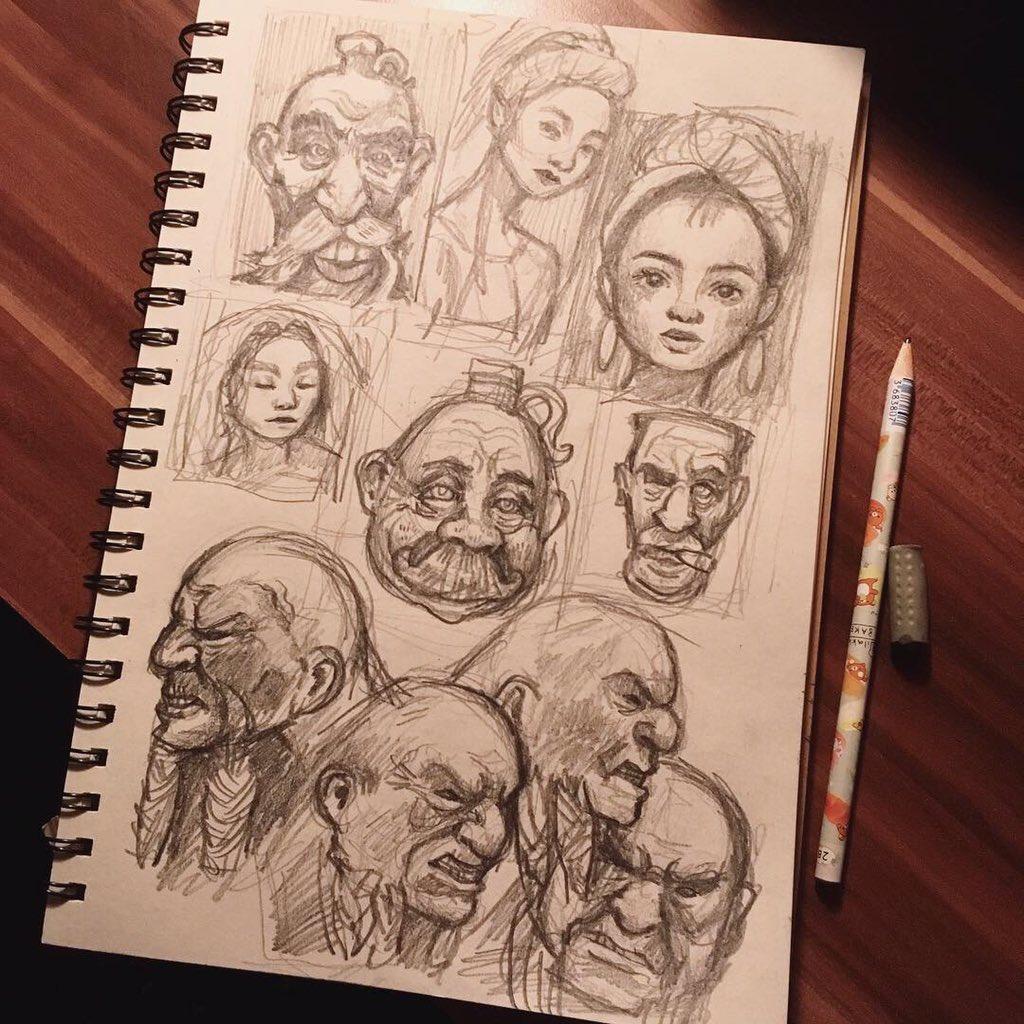 Mai's Sketchbook Dw_CZHtWoAEaHb2