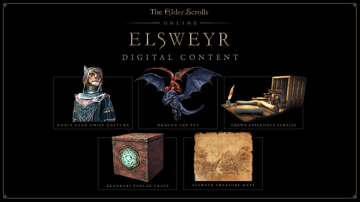 The Elder Scrolls Online on Twitter: