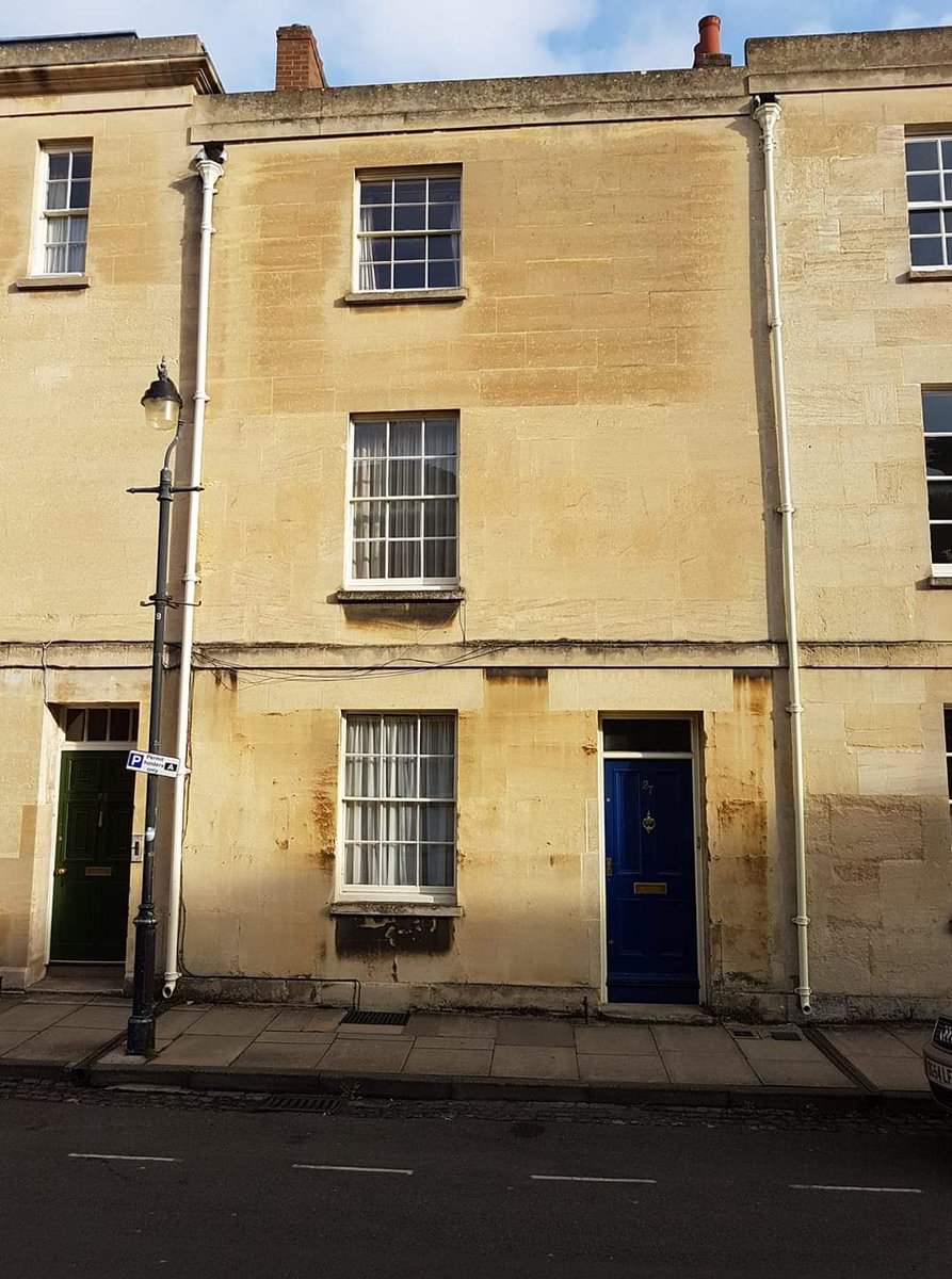 27 St John Street Oxford Where Wittgenstein Lived For A Short While In 1951 A Few Months Before His It Was Owned By His Friend And Student