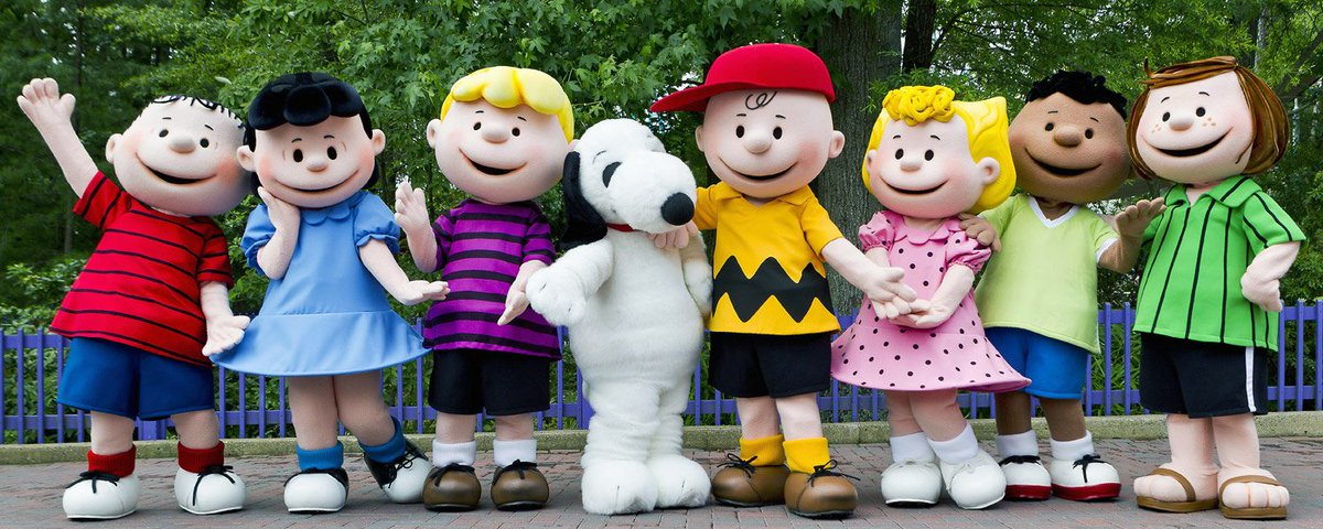 All this weekend we have your chance to win a 4-pack of tickets to @Knott's Peanuts Celebration! Your chance to win is coming up this hour!  https://t.co/y6ak4dRlTr