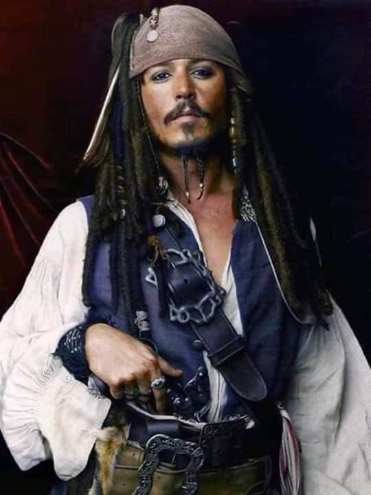 Cap. Jack Sparrow  #Johnnydepp #jacksparrow #piratesofthecaribbean #Disney<br>http://pic.twitter.com/0yJ9oS1R7q
