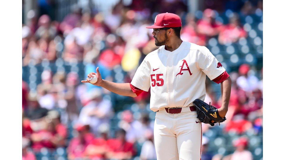 Previewing Baseball Season with D1 Baseball's Kendall Rogers https://t.co/utppcvWqeV #wps #ARNews