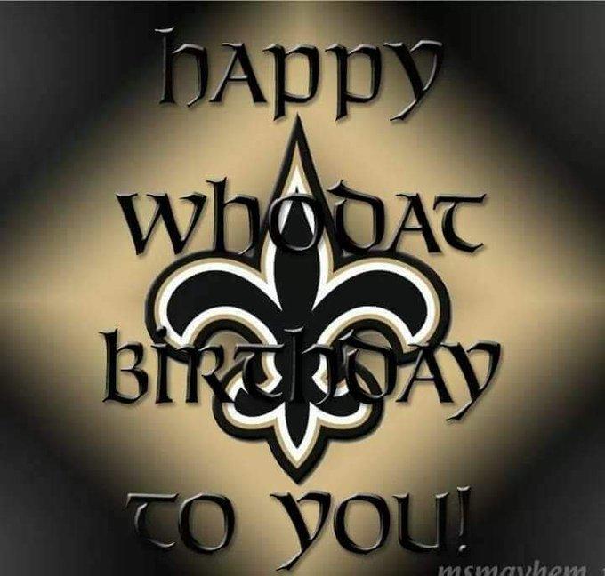 Happy birthday Drew Brees!!