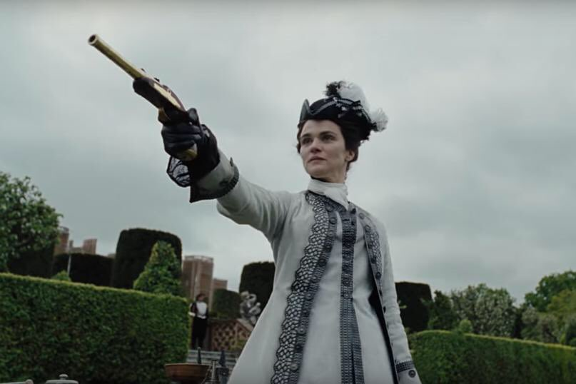Finally got to see #TheFavourite after missing out at LFF and my love for Lanthimos' beautiful messed up mind keeps growing with each film, even if he didn't write this. Cast exceptional as expected though my personal faves were Rachel Weisz &amp; Nick Hoult! <br>http://pic.twitter.com/hWYIyVLOTH