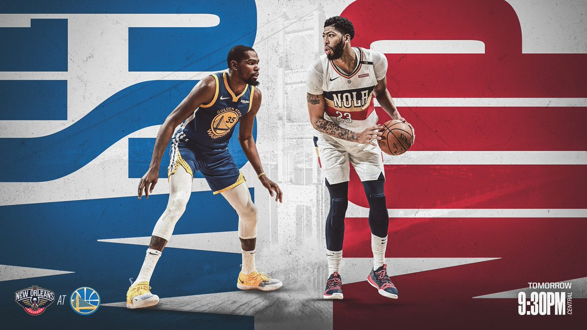 New Orleans Pelicans On Twitter Tomorrow Night Pelicans