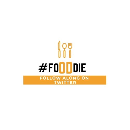 Introducing a logo for my #foODie friends as we get ready to share our pics from #GSLS19 and beyond!<br>http://pic.twitter.com/bfNXBKryXN