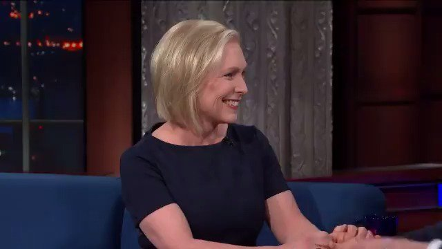 Kirsten Gillibrand launches her bid for the presidency