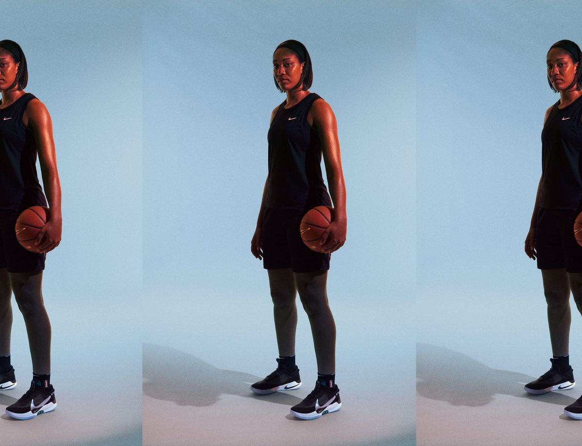 Art direction visuals for the new Nike Adapt  featuring WNBA All Stars @breannastewart and @_ajawilson22. : Marcus Smith #NikeAdapt<br>http://pic.twitter.com/O9ThqEAxgR
