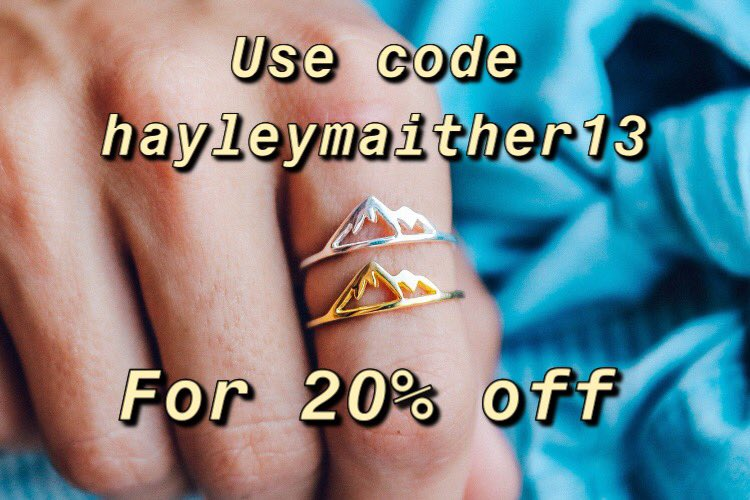 Silver or gold Sierra Ring? Use the code HAYLEYMAITHER13 for 20% off from @puravidabrac and shop today! http://Puravidabracelets.com #puravidabracelets #puravida #bracelets #jewelry #adventure #live #life #shopping #shop #accessories #beach #sun #sand #surf #style #fashion #ootd