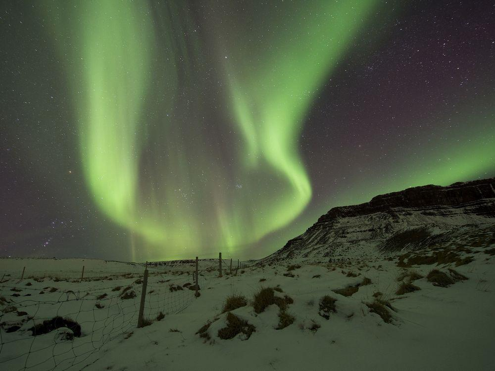 Iceland's Northern Lights: Beautiful sight, risky drives https://t.co/70JpNkiW7p
