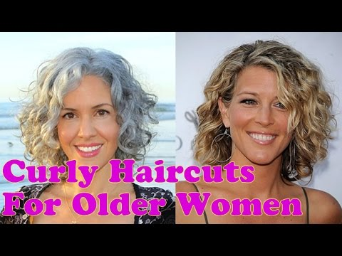 Emily Blunt On Twitter Curly Hairstyles For Older Women