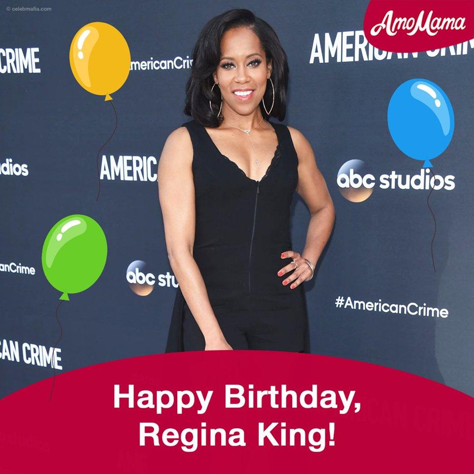 Happy 48th Birthday to Regina King!