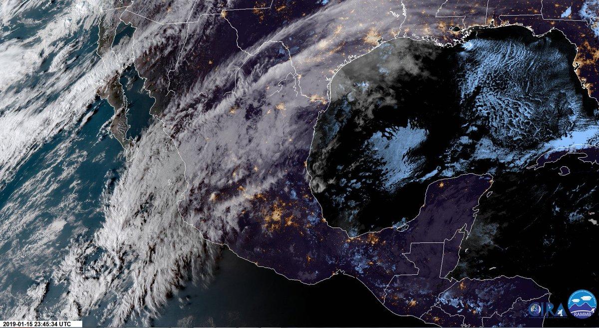#Pronóstico #Meteorológico general de las 18:00 horas consúltalo en:             http://smn.conagua.gob.mx/es/pronostico-meteorologico-general…