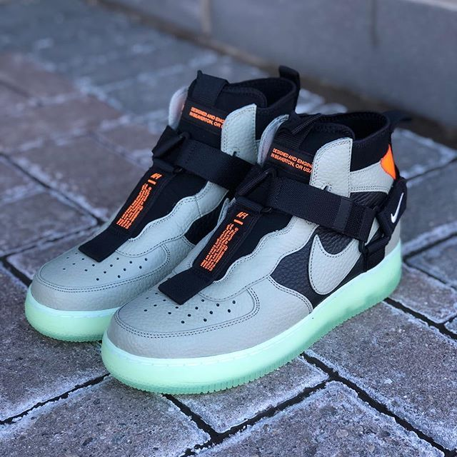 d0c59080539a5 Spring 2019 Collection Nike Air Force 1 Utility Mid